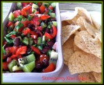 Strawberry Kiwi Salsa